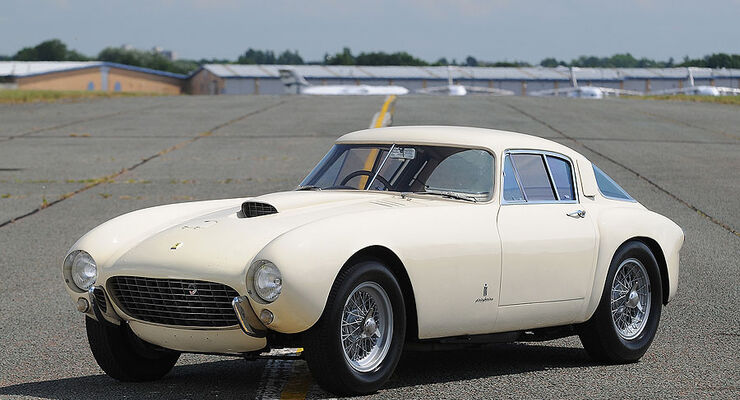 1954er Ferrari 375 MM Berlinetta