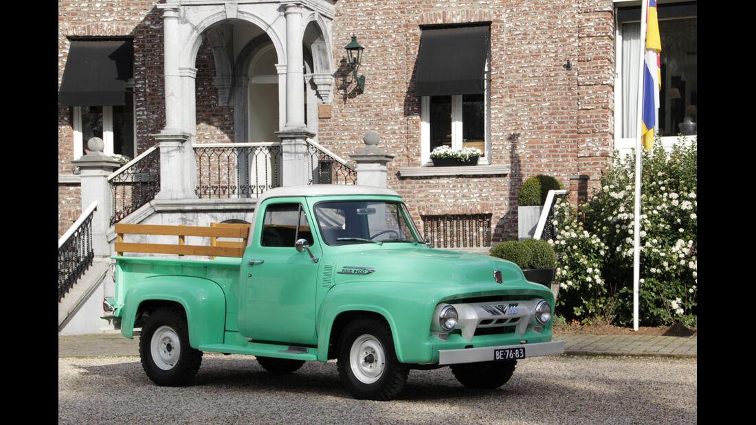 1954er Ford F100 V8 Pick-Up