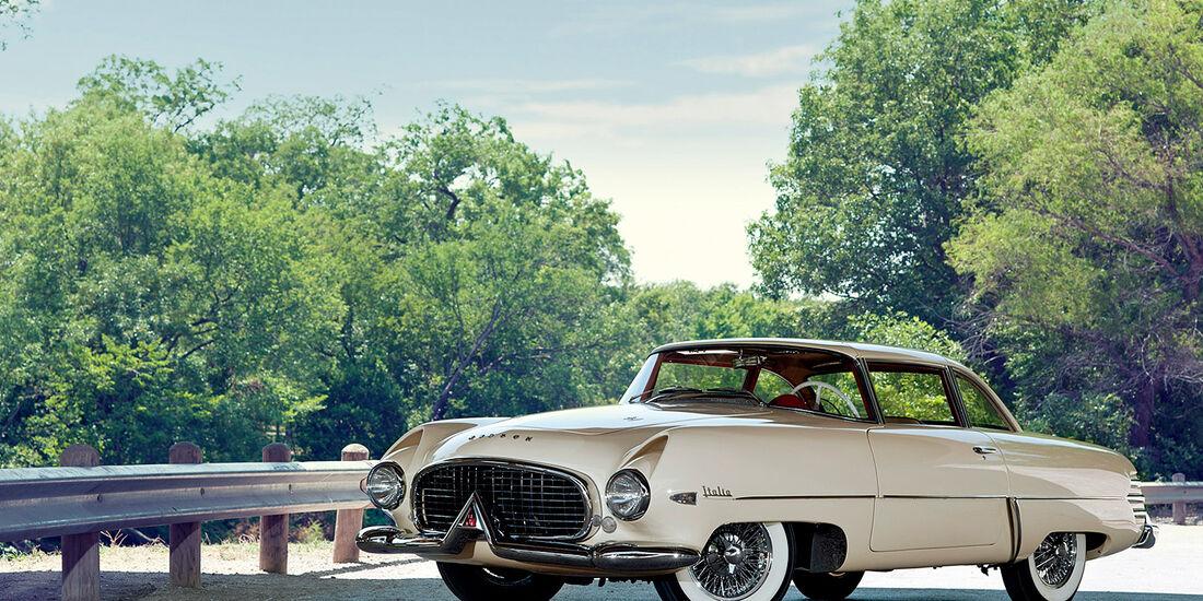 1954er Hudson Italia Coupe by Carrozzeria Touring