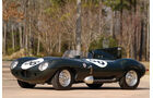 1954er Jaguar D-Type Recreation by Tempero