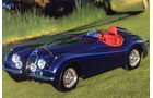 1954er Jaguar XK120 Roadster