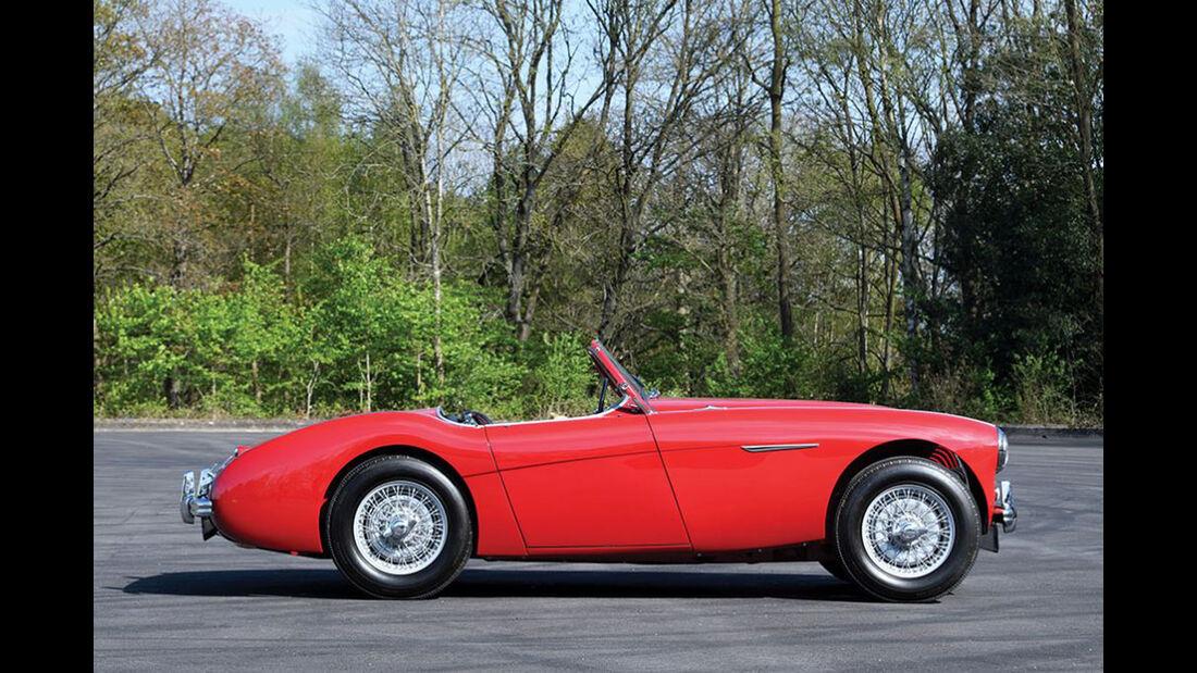 1955 Austin Healey 100-4 BN2