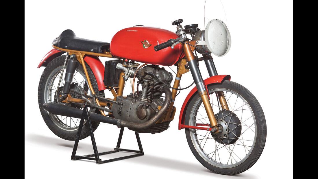 1955 Ducati 125 Formula 3 RM Auctions Monaco 2012