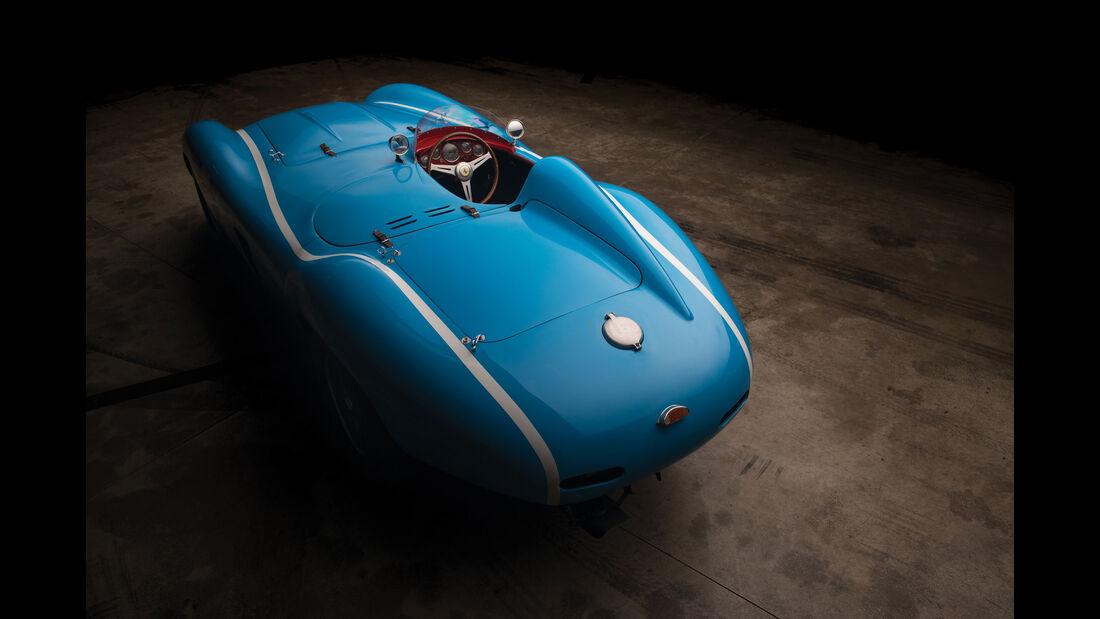 1955 Ferrari 121 LM Spider - Pebble Beach 2017 - Auktion - RM Sotheby's