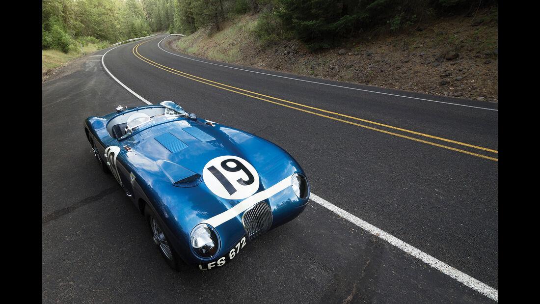1955 Jaguar C-Type Works Lightweight Roadster