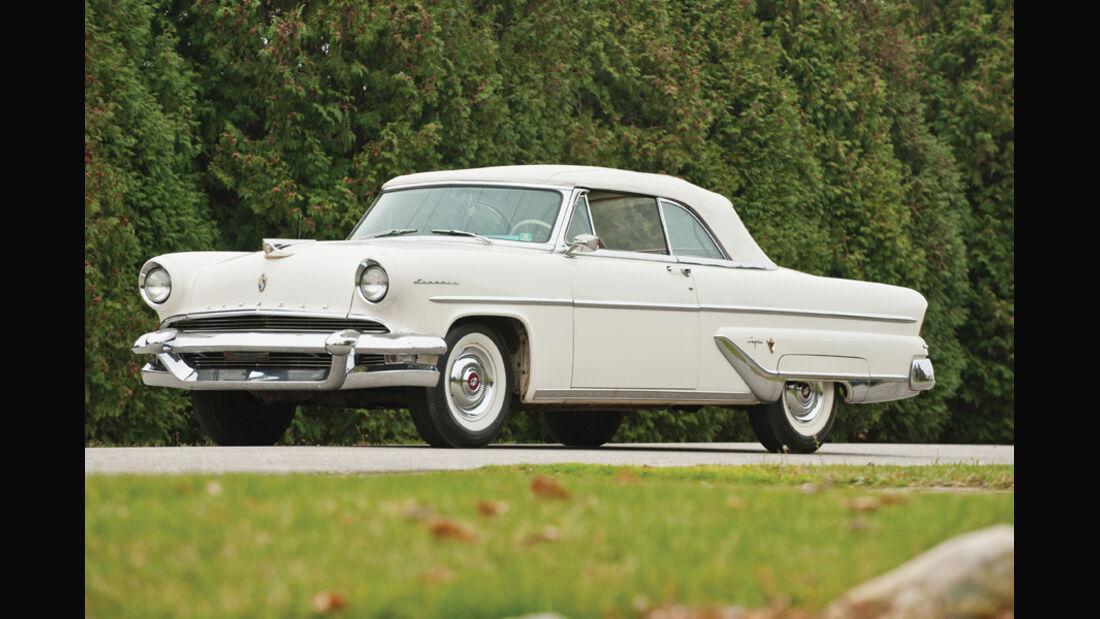 1955 Lincoln Capri Convertible