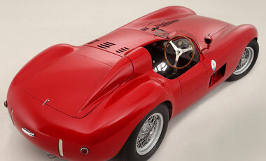 1955 Maserati 300S Sports-Racing Spider.