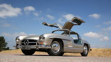 1955 Mercedes-Benz 300 SL 'Gullwing' Coupé