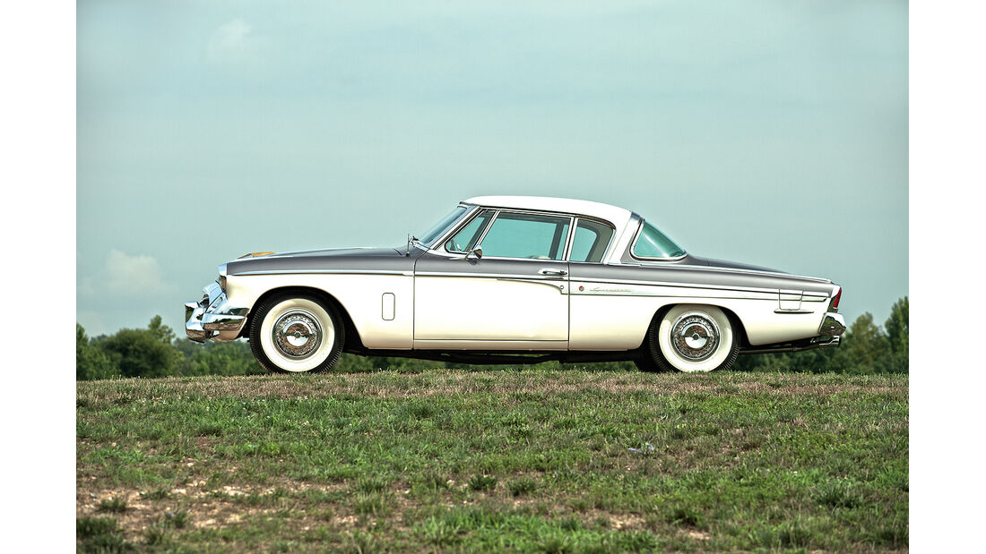 1955 Studebaker Presdent Speedster Coupé