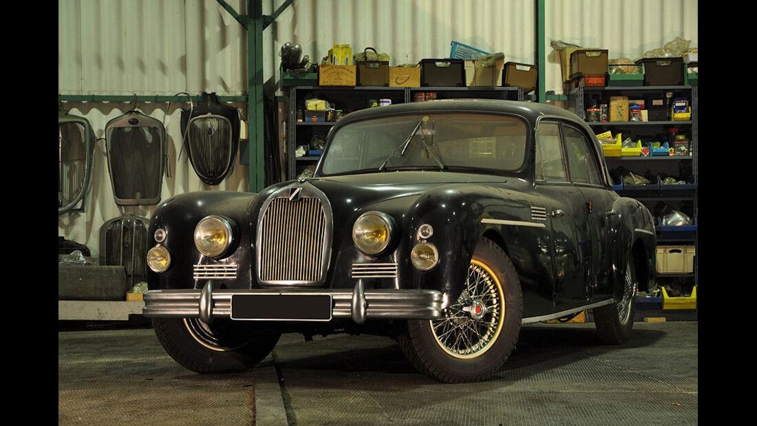 1955 Talbot T26 L Lago Record Berline