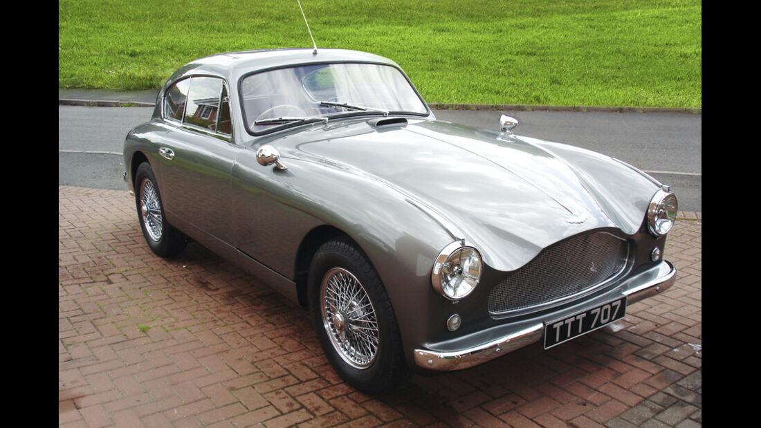 1955er Aston Martin DB2/4 Mk I Saloon