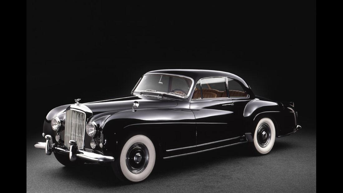 1955er Bentley R-Type Continental Coupé