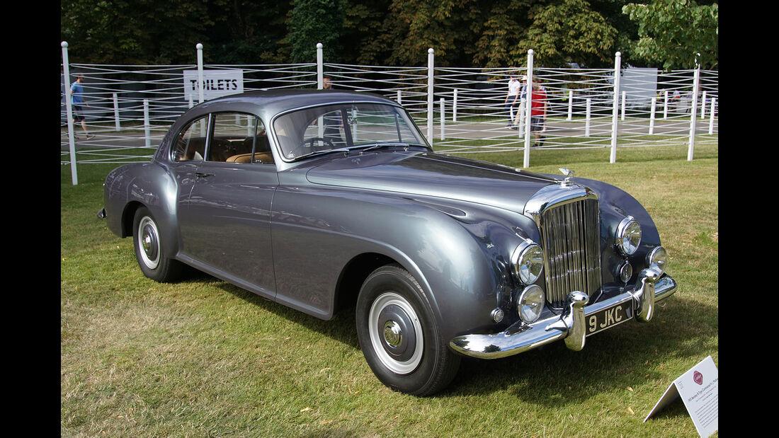 1955er Bentley R-Type Continental H.J. Mulliner