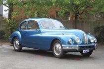 1955er Bristol 403 Saloon