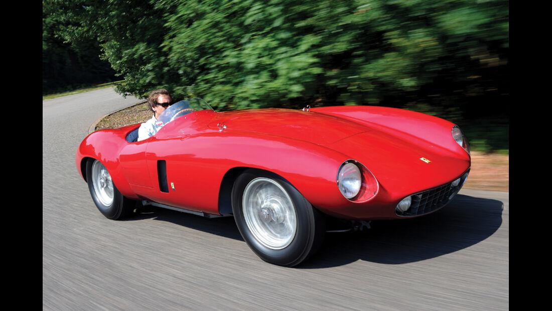 1955er Ferrari 750 Monza Spyder