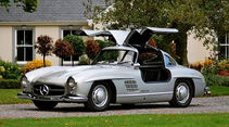 1955er Mercedes-Benz 300SL 'Gullwing' Coupé
