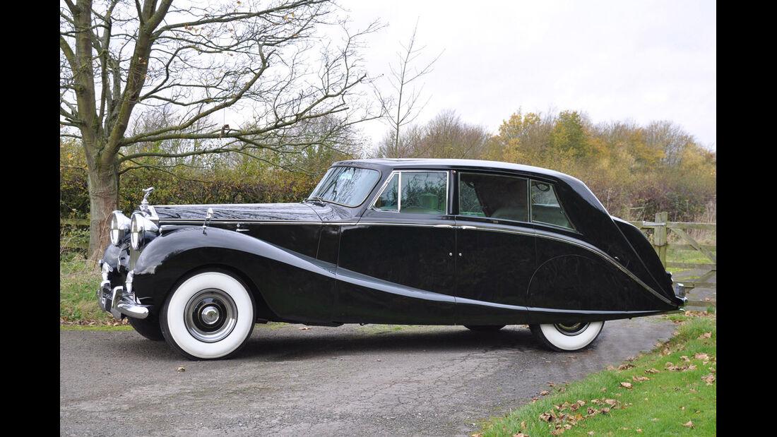 1955er Rolls-Royce Silver Wraith Touring Limousine