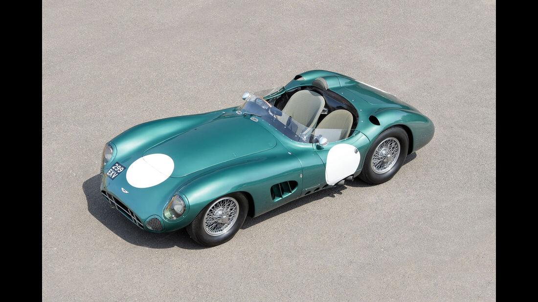1956 Aston Martin DBR1 Roadster - Pebble Beach 2017 - Auktion - RM Sotheby's