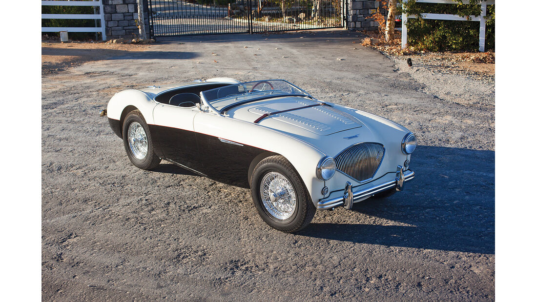 1956 Austin-Healey 100M BN2 'Dealer-Prepared' Le Mans Roadster