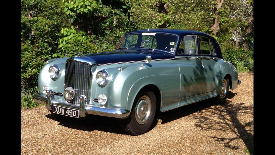 1956 Bentley S-Type Saloon Coachwork by Bentley Motors/Harold Radford