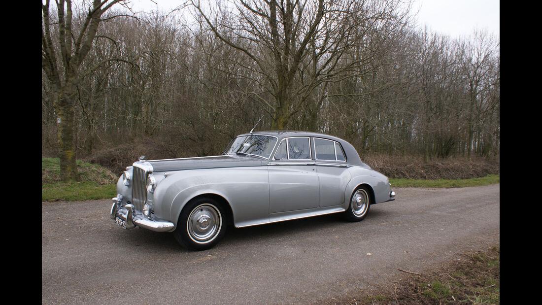 1956 Bentley S1.