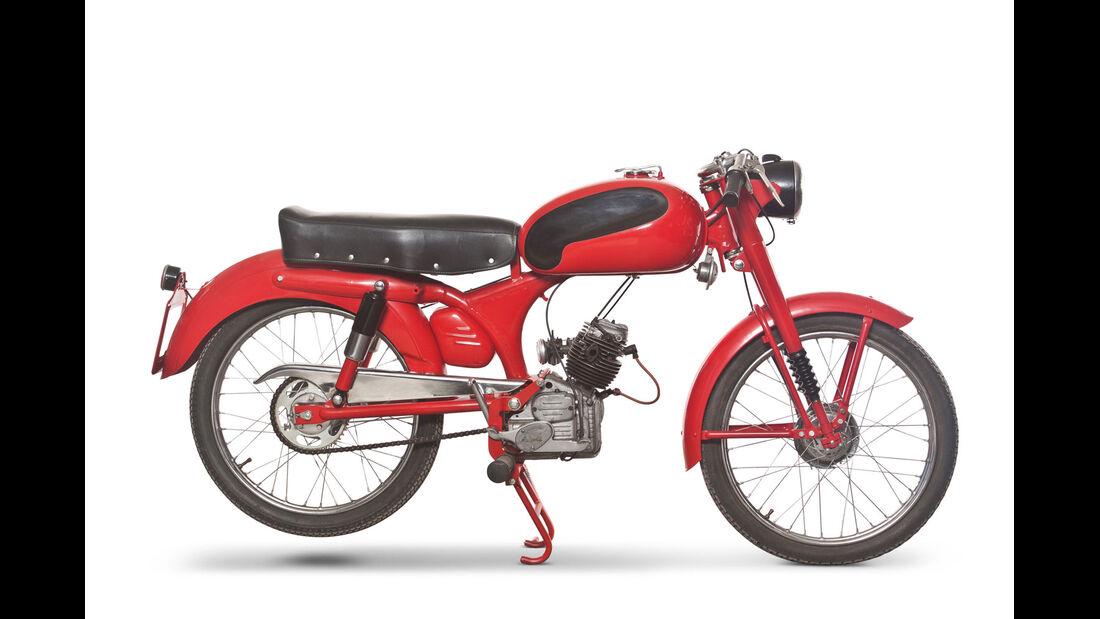 1956 Ducati 65 Cucciolo Sport RM Auctions Monaco 2012