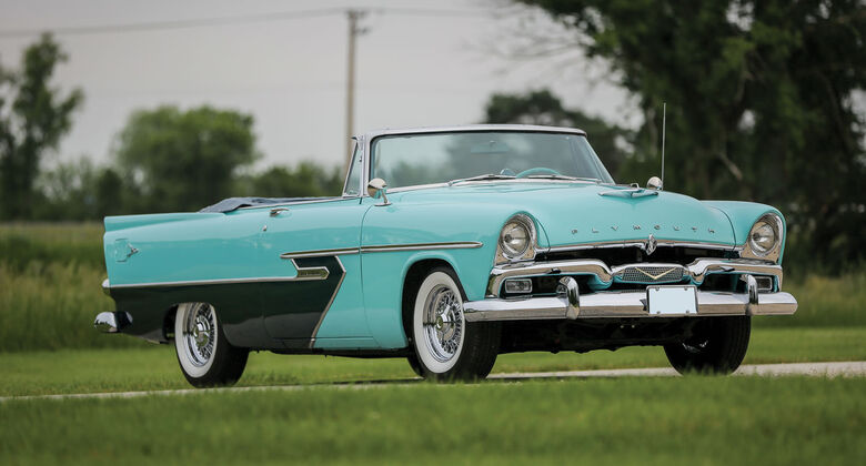 1956 Plymouth Belvedere Convertible