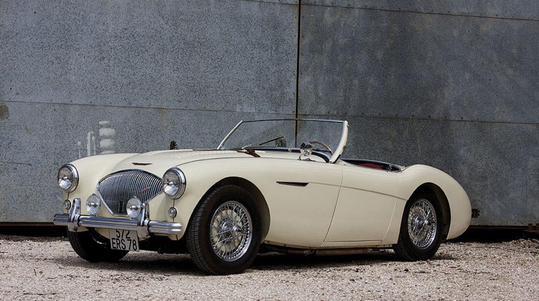 """1956er Austin-Healey 100M BN2 """"Le Mans"""" Roadster"""