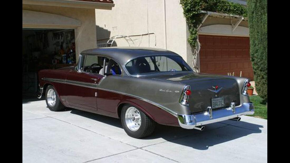 1956er Chevrolet Bel Air Custom Coupé