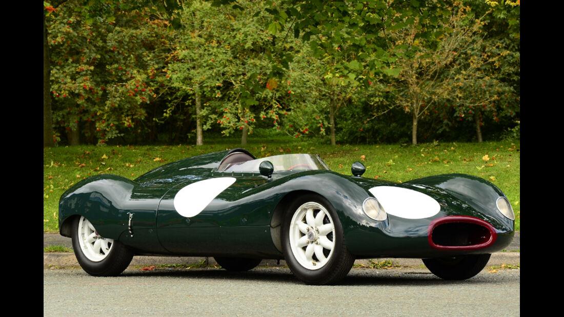 "1956er Cooper Climax Type 39 ""Bobtail"""
