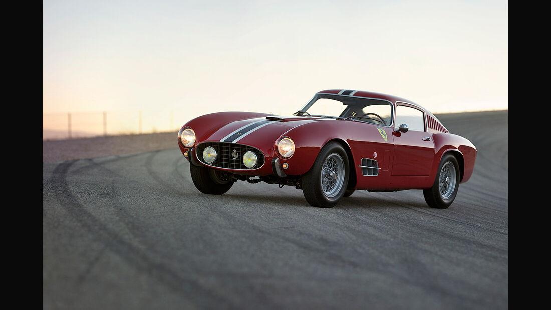 1956er Ferrari 250 GT LWB Berlinetta 'Tour de France' by Carrozzeria Scaglietti