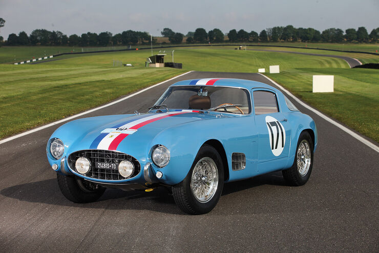 1956er Ferrari 250 GT, RM Auctions London 2014