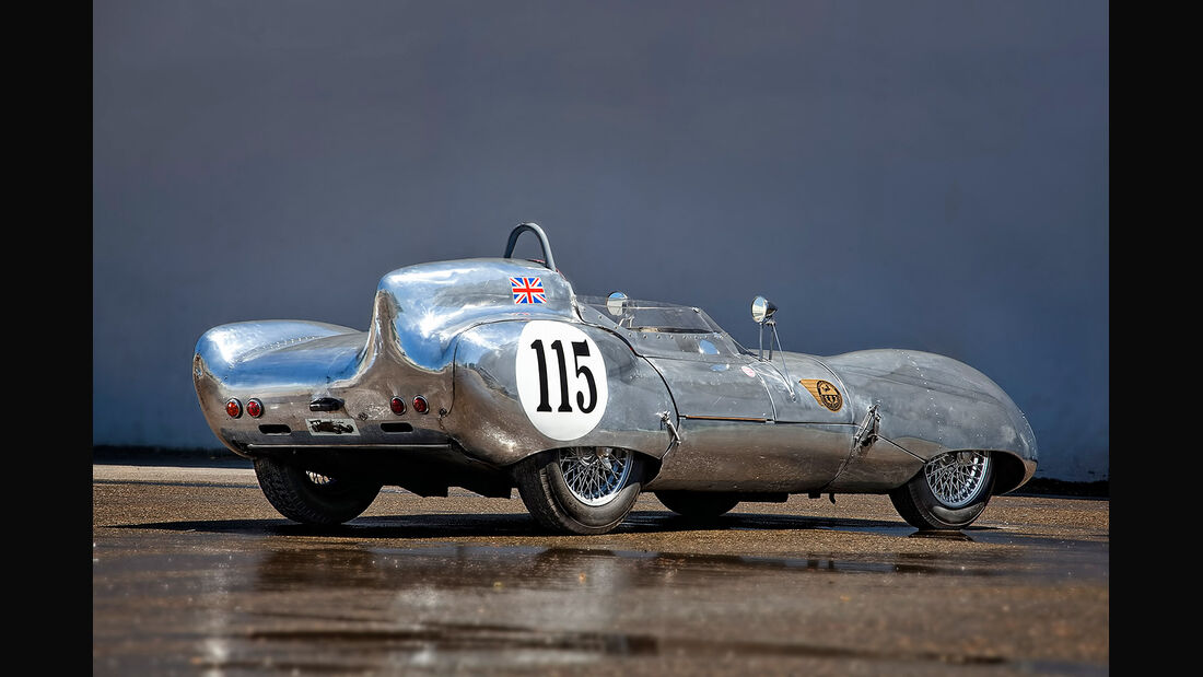 1956er Lotus Eleven Series 1 Sports Racing Car