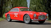 1956er Maserati A6G/2000 Competition Berlinetta