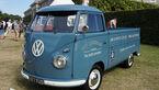 1956er VW T2 Einzelkabine Typ 261