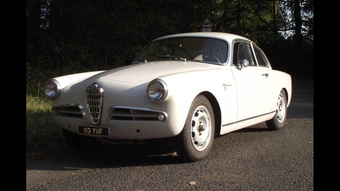 1957 Alfa Romeo Giulietta Sprint Veloce Lightweight Coupé