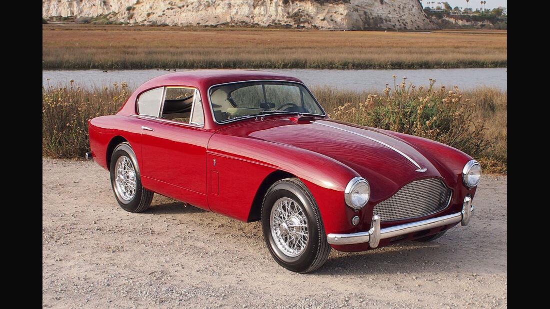 1957 Aston Martin DB2/4 Mark III Coupe
