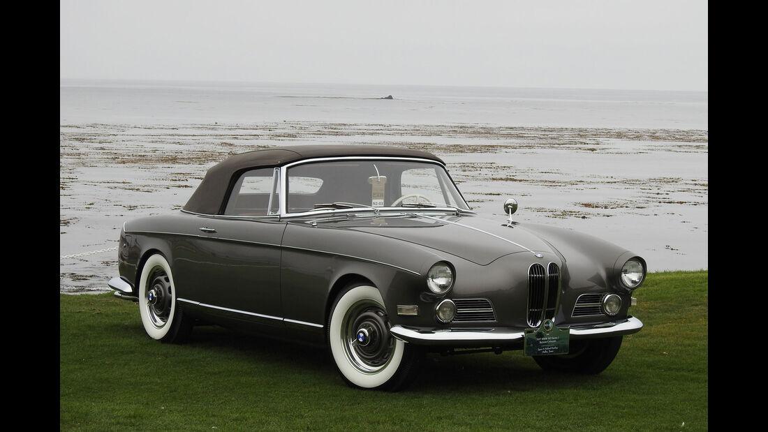 1957 BMW 503 Series I Bertone Cabriolet - Pebble Beach Concours d'Elegance 2016