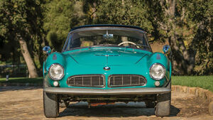 1957 BMW 507 Roadster Serie 1