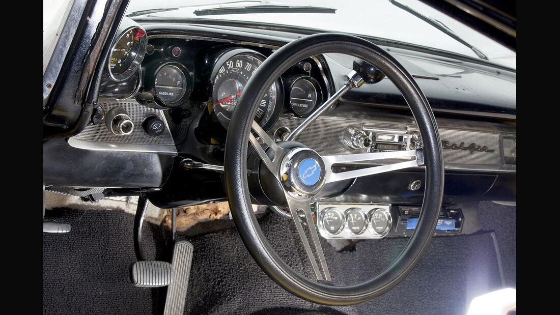 1957 Chevrolet Bel Air Hard-Top Coupe - ex Ringo Starr