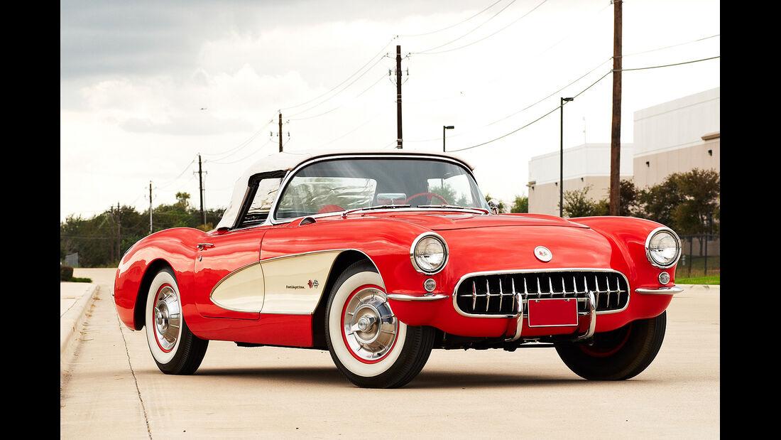 1957 Chevrolet Corvette Fuel-Injected Convertible