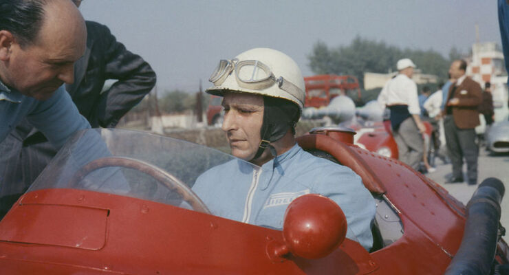 1957 Fangio Maserati