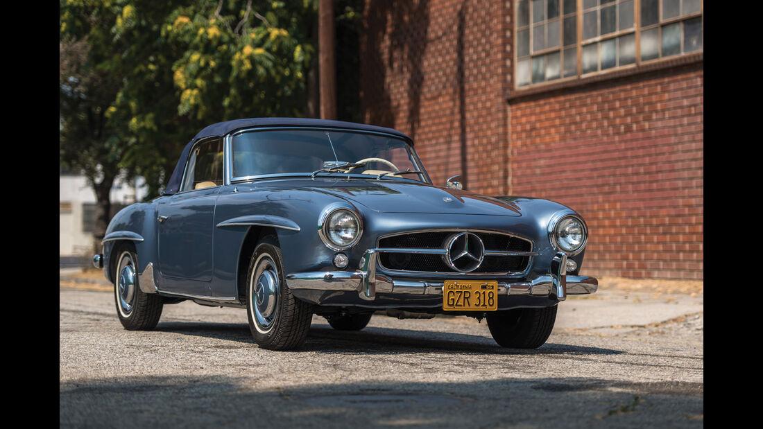 1957 Mercedes-Benz 190 SL Roadster - Monterey - Auktion - August 2017