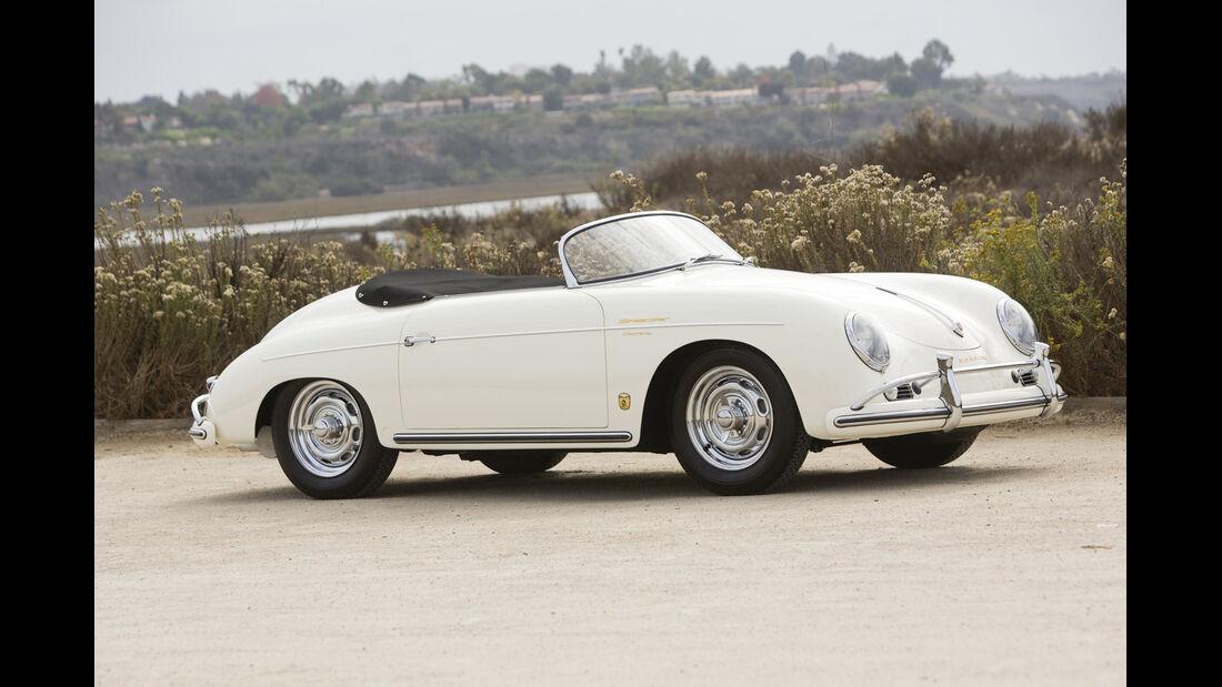1957 Porsche 356 A Carrera 1500