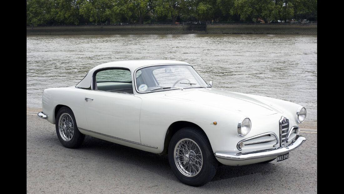 1957er Alfa Romeo 1900C Super Sprint Coupé