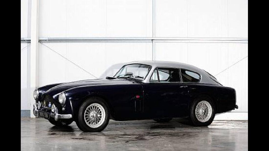 1957er Aston Martin DB MkIII Sports Saloon