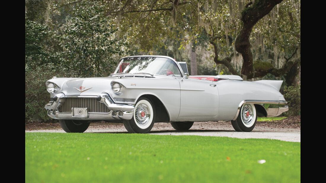1957er Cadillac Eldorado Biarritz Convertible