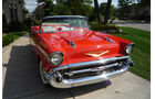 1957er Chevrolet Bel Air Convertible