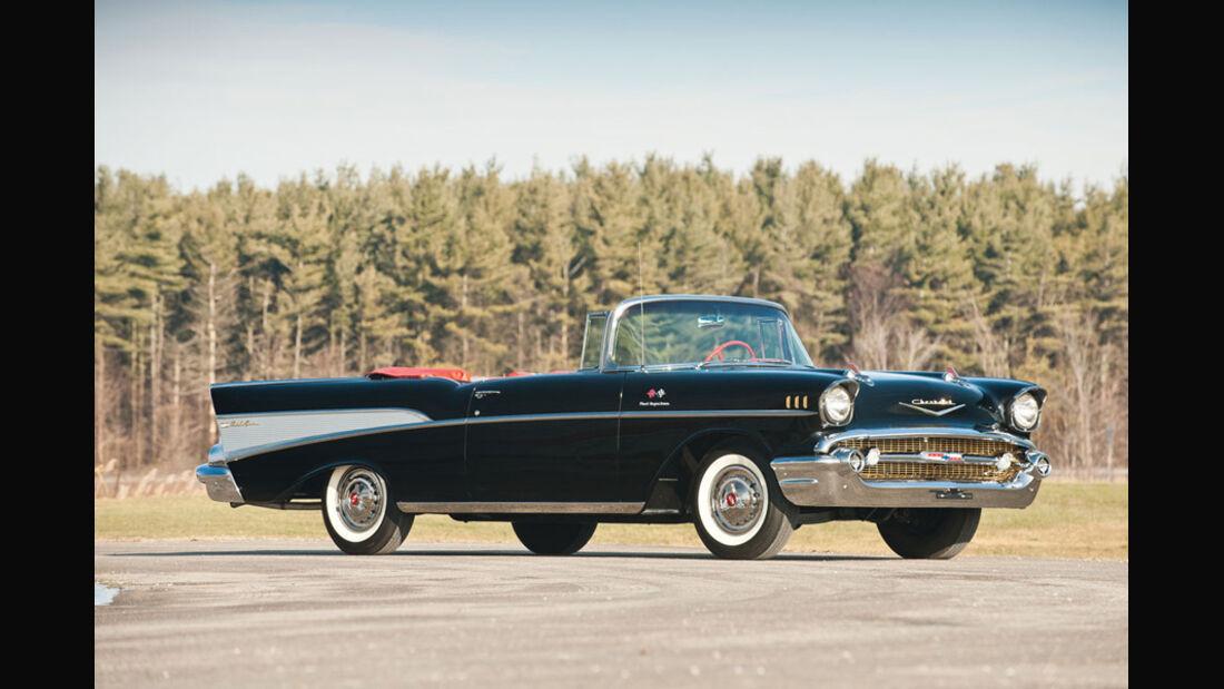 1957er Chevrolet Bel Air Fuel Injected Convertible