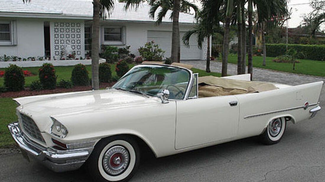 1957er Chrysler 300 C Convertible